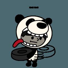 Tire & Panda