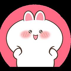 :Cute Rabbit : (ENG)