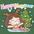 กวางน้อย ปีใหม่