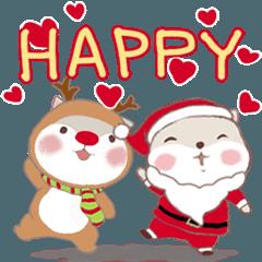 B&Y-Merry Christmas,Happy New Year 2019