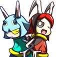 シス子とテプ子