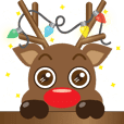speechless Reindeer