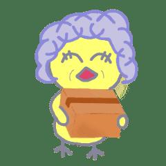 ぴよよおばあちゃん