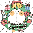 Kumap it's sticker 9 Christmas version
