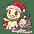 糖比諾與莉莉─美好聖誕
