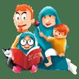 Main Kenyang Sayang Baca
