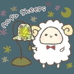 Mofumofu of sheep