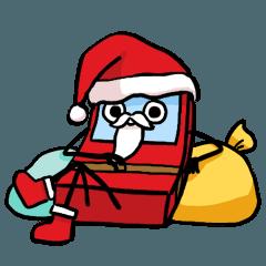 ATM的聖誕