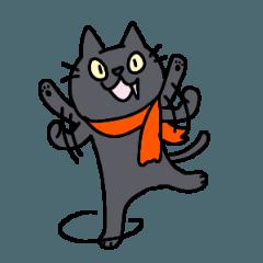 black cat gigi 3