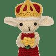 アメチャウ国の王さまスタンプ