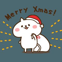 聖誕貓咪☆