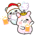 米粒Q - 圣诞 新年一起过
