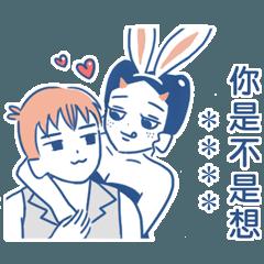 luoluoloveyou-Custom Stickers