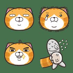 白爛貓 表情貼☆初登場☆