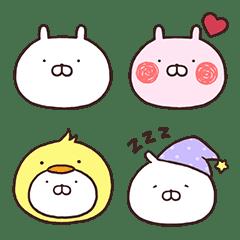Usamaru 表情貼