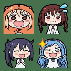 Umaru-chan Emoji