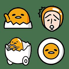 蛋黃哥 表情貼