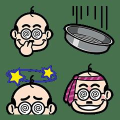 อิโมจิไลน์ Kato-chan Emoji