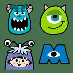 Monsters, Inc. อิโมจิ