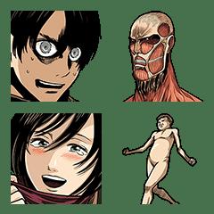 Attack on Titan Emoji