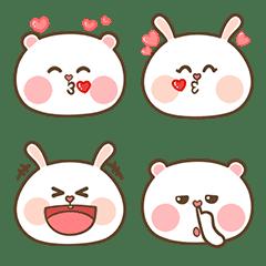 Mhee Noom & Tai Nim Emoji