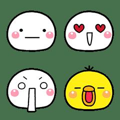 ShiroMARU 表情貼