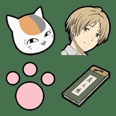 Natsume's Book of Friends Emoji