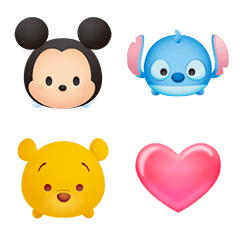 Disney Tsum Tsum(熟悉篇)...