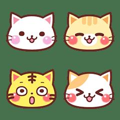 A lot of cats อิโมจิ