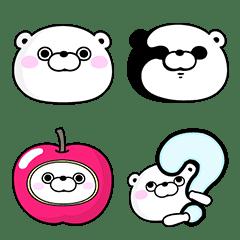 Bear100% อิโมจิ