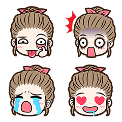 Drama Wife Emoji
