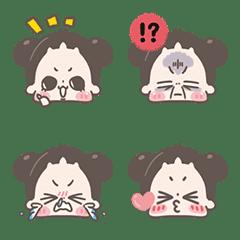 อิโมจิไลน์ CHUCHUMEI Emoji