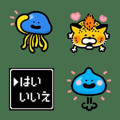 Kanahei × Hoshidora YuruYuru Emoji