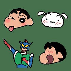 อิโมจิไลน์ Crayon Shin-chan Emoji