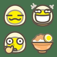 米滷蛋 表情貼