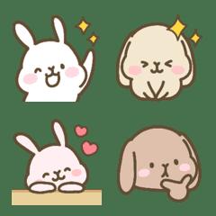 omochi usagi emoji(everyday)