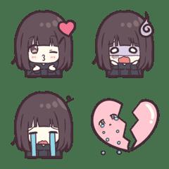 Menhera-chan. Emoji 1