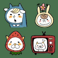 loose  kids de Emoji