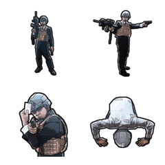 SAMURAI WARRIOR – LINE Emoji | LINE STORE