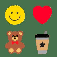 Useful crayon emoji