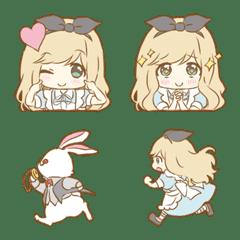 Alice emoji