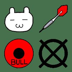 for darts players – LINE Emoji   LINE STORE