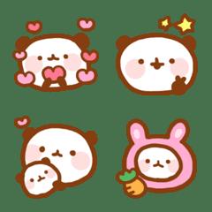 Yuru Panda's Emoji