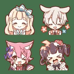 HONWAKA Alice Emoji