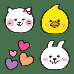 Friendly animals Emoji