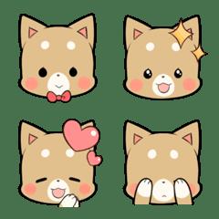 PRETTY PUPPY – LINE Emoji | LINE STORE