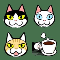 A little fat cat Emoji