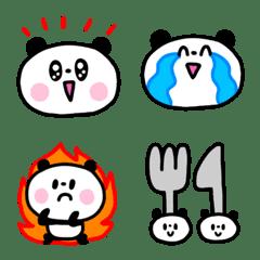 Cute Panda-chan Emoji
