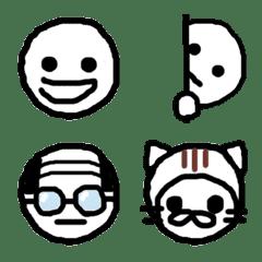 Graffiti emoji