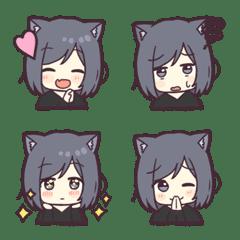 Cat girls Emoji